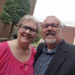 Pastor Dewey and wife Shannon Miller